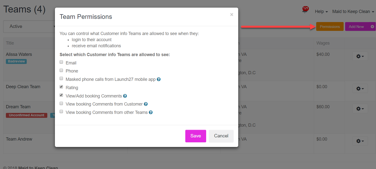 teampermissions